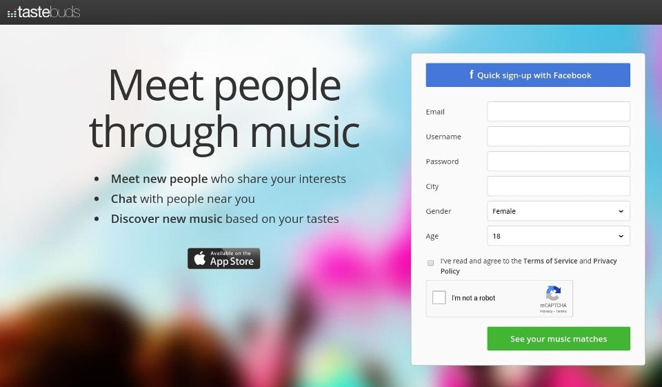 Tastebuds Review: Find Your Match Who Loves Good Music